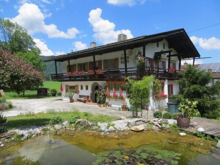 Ferienwohnungen Urlberger Schönau am Königssee