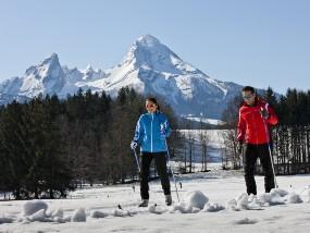 Langlaufen in Berchtesgaden